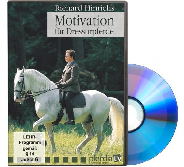 DVD-Motivation für Dressurpferde