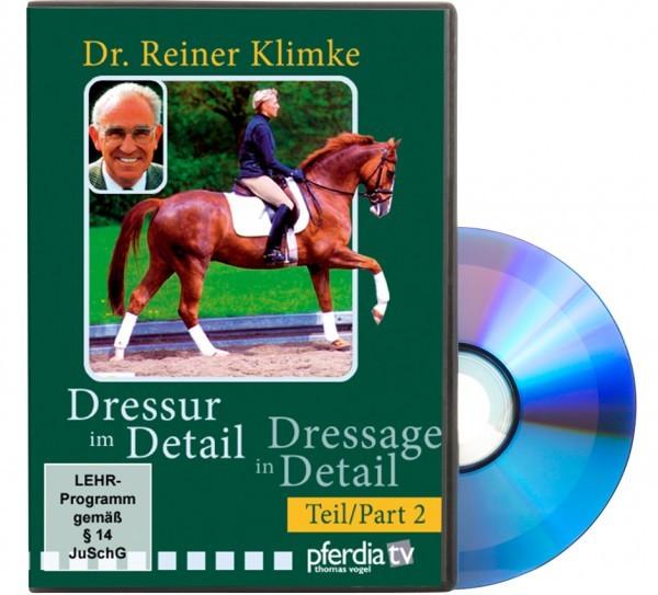 DVD Dressur im Detail Teil 2