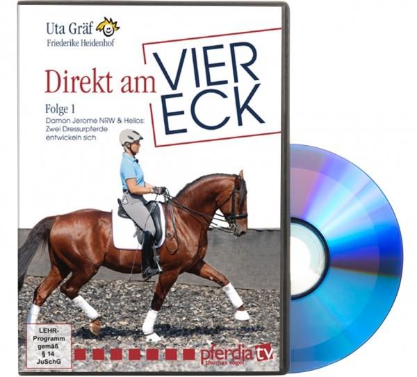 DVD-Direkt am Viereck, Folge 1