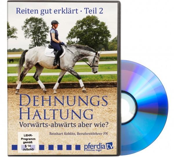 DVD Reiten gut erklärt-Teil 2