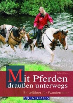 Mit Pferden draußen unterwegs