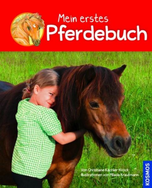 Mein erstes Pferdebuch