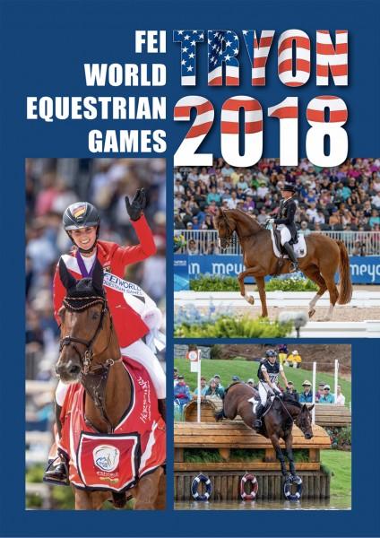FEI World Equestrian Games - TRYON 2018