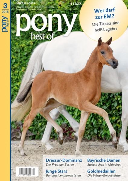 Pony best of Heft 03/2018