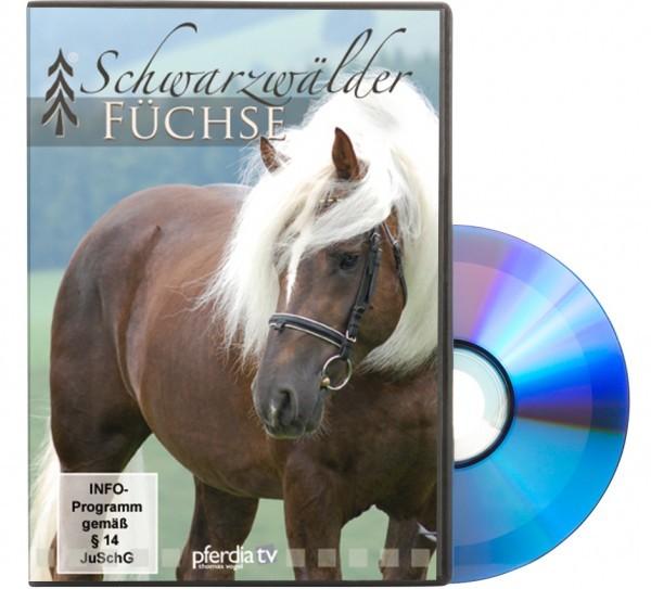 DVD-Schwarzwälder Füchse