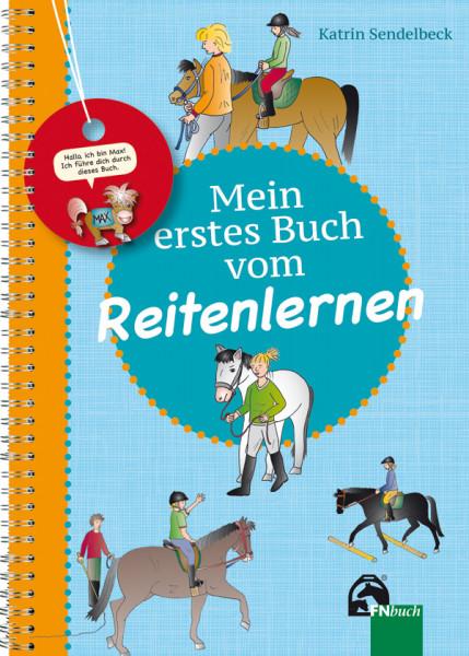 Mein erstes Buch vom Reitenlernen