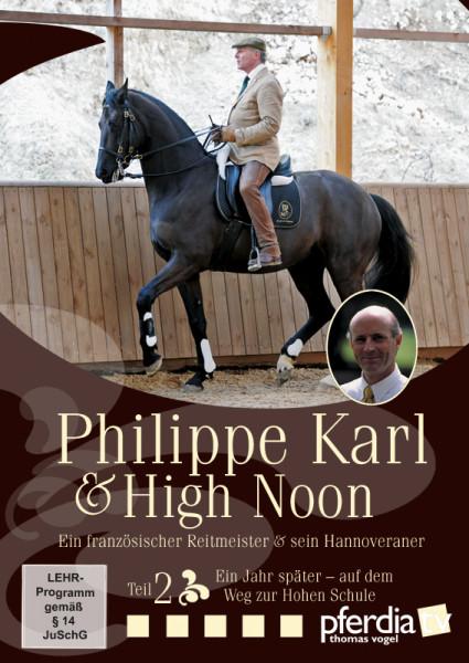 DVD-Philippe Karl und High Noon