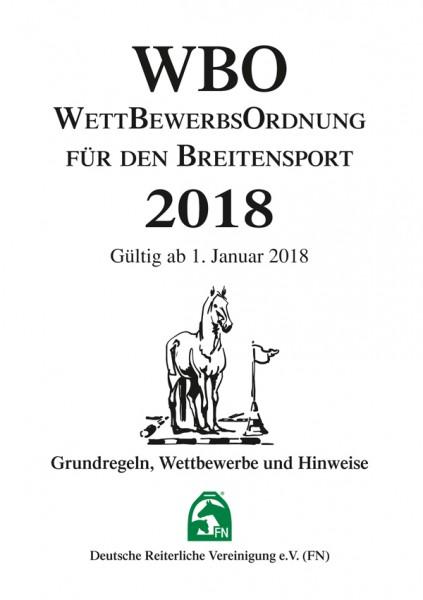 WBO 2018 Inhalt