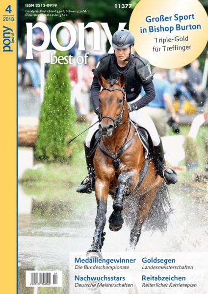 Pony best of Heft 04/2018
