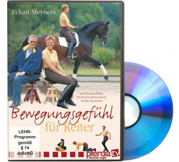 DVD Bewegungsgefühl für Reiter