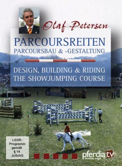DVD Parcoursreiten, Parcoursbau und -Gestaltung