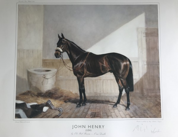 John Henry by Ole Bob Bowers-Once Double (USA)