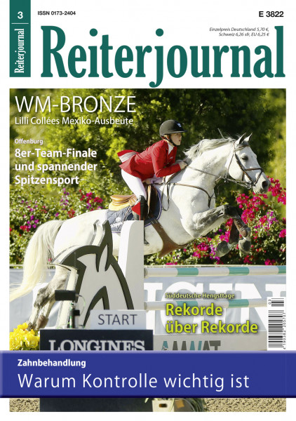 Reiterjournal Heft 03/2017