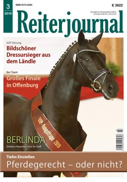 Reiterjournal Heft 03/2019