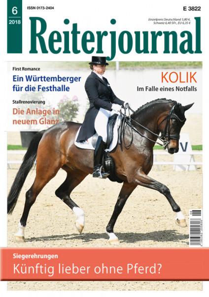 Reiterjournal Heft 06/2018