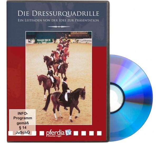 DVD-Die Dressurquadrille