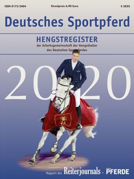 Deutsches Sportpferd-Hengstregister 2020