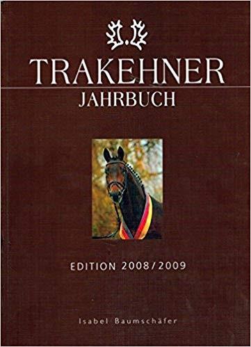 Trakehner Jahrbuch Edition 2008/09