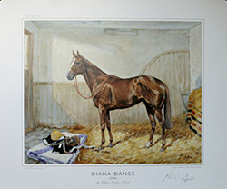 Diana Dance (USA) by Nothern Dancer-Deceit
