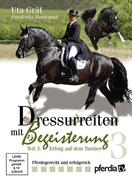 DVD-Dressurreiten mit Begeisterung/Teil 3