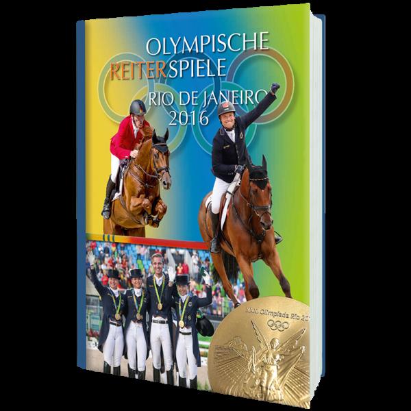 Olympische Reiterspiele Rio de Janeiro 2016