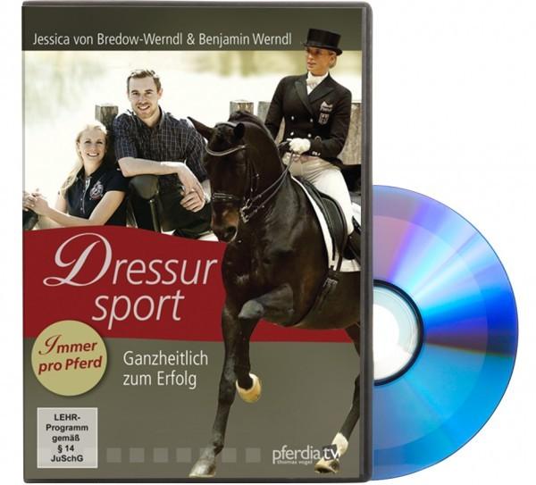 DVD-Dressursport-Ganzheitlich zum Erfolg