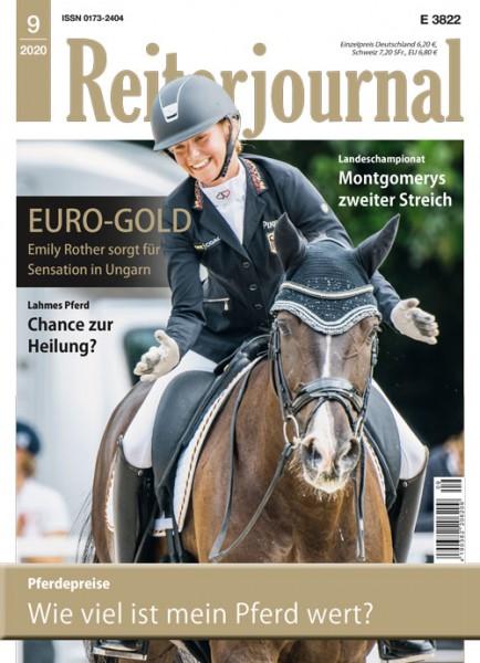 Reiterjournal Heft 09/2020