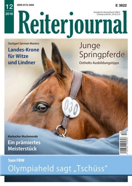 Reiterjournal Heft 12/2018