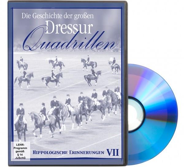 DVD Die Geschichte der großen Dressurquadrillen