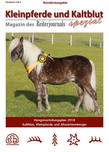 Kleinpferde und Kaltblut spezial 2018