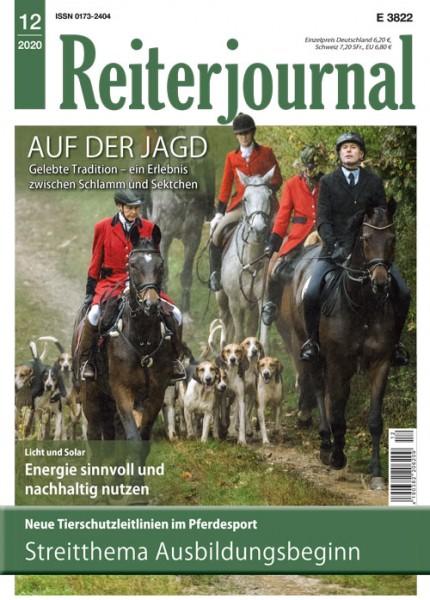 Reiterjournal Heft 12/2020