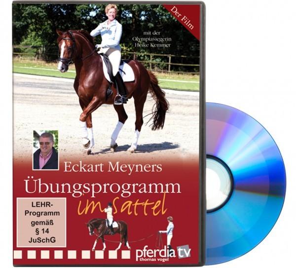 DVD-Übungsprogramm im Sattel-Der Film