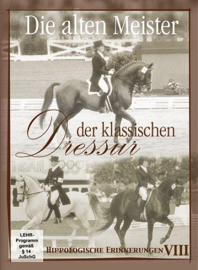 DVD Die alten Meister der Klassischen Dressur