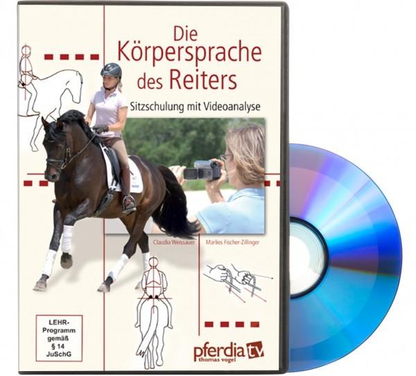 DVD-Die Körpersprache des Reiters