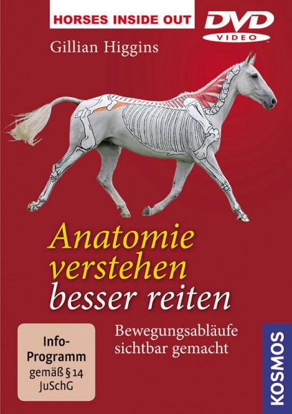 DVD-Anatomie verstehen-besser reiten