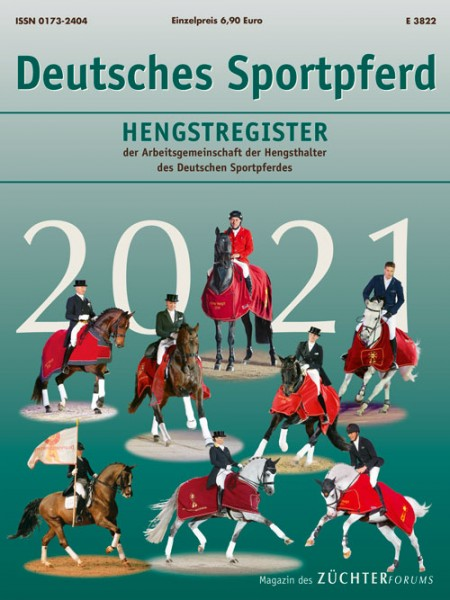 Deutsches Sportpferd Hengstregister 2021