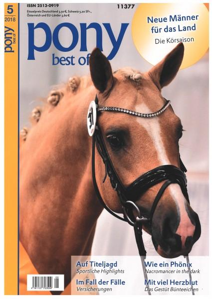 Pony best of Heft 05/2018