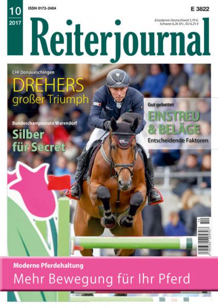 Reiterjournal Heft 10/2017