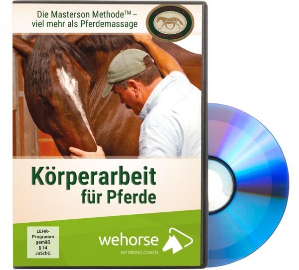 DVD-Körperarbeit für Pferde