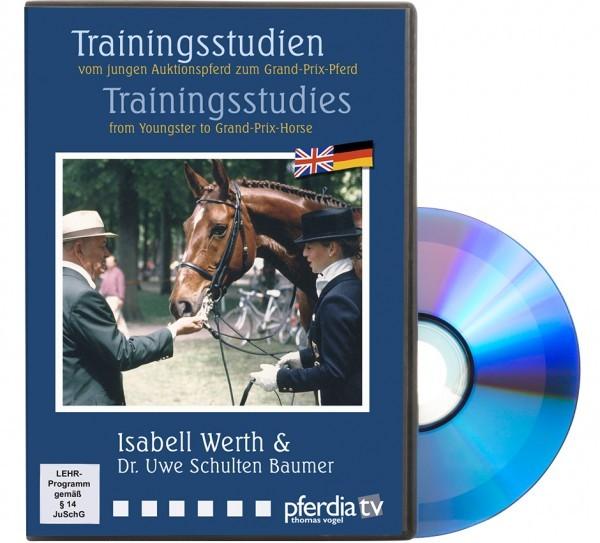 DVD-Trainingsstudien mit Isabell Werth & Dr. Schulten-Baumer
