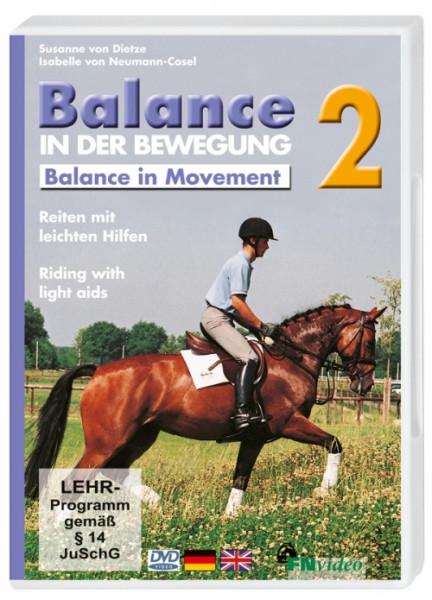 DVD-Balance in der Bewegung