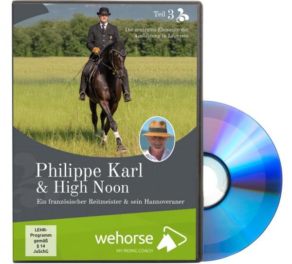 DVD Philippe Karl & High Noon, Teil 3