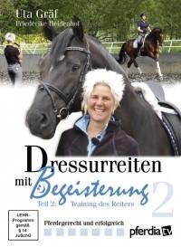 DVD-Dressurreiten mit Begeisterung/Teil 2