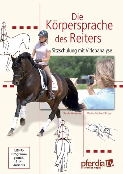 DVD-Videoanalyse-Die Körpersprache des Reiters