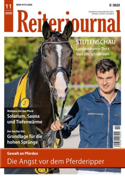 Reiterjournal Heft 11/2020