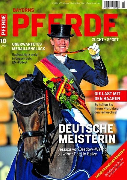 Bayerns Pferde Heft 10/2020