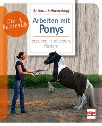 Die Reitschule-Arbeiten mit Ponys-erziehen, motivieren, fördern