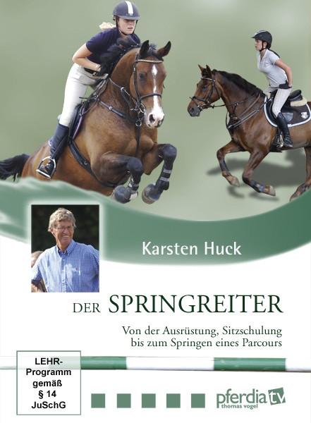 DVD Der Springreiter