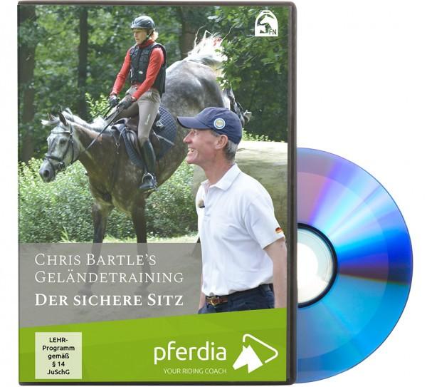Chris Bartle's Geländetraining: Der sichere Sitz