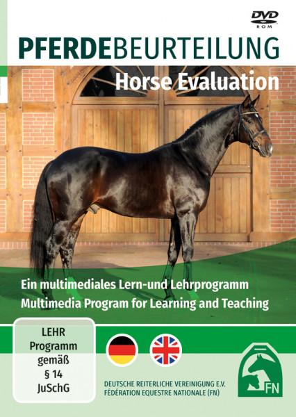DVD-Pferdebeurteilung